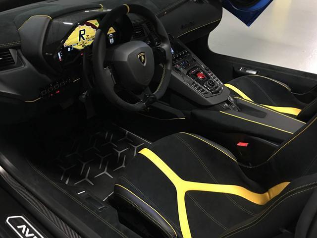 Tương tự phiên bản coupe, Lamborghini Aventador SV Roadster cũng được trang bị động cơ V12, hút khí tự nhiên, dung tích 6,9 lít. Động cơ sản sinh công suất tối đa 750 mã lực và mô-men xoắn cực đại 690 Nm, cho phép xe tăng tốc từ 0-100 km/h trong khoảng 2,9 giây trước khi đạt vận tốc tối đa 350 km/h.