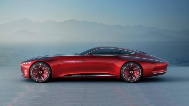 Chiều dài tổng thể lên tới 6 mét cũng là nguồn cảm hứng đặt tên xe của hãng xe Đức. Thiết kế khí động học có khả năng thực hiện các bài kiểm tra tốc độ cao hơn 200 km/h.