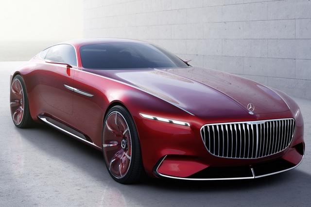 Mercedes-Benz còn tiết lộ Maybach 6 sẽ sở hữu những công nghệ tương lai mà hãng đang bí mật phát triển.