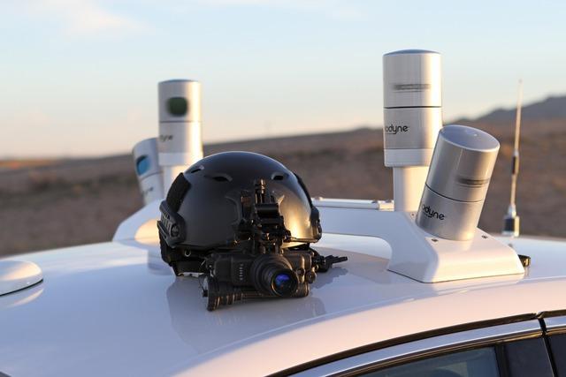 Công nghệ cảm biến LiDAR đang được Ford tích cực nghiên cứu.