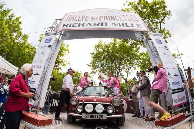 Kết quả chung cuộc, bộ đôi Marie-Christine Perin và Véronique Morel- Lab đã xuất sắc giành chiến thằng tại cuộc đua Rallye des Princesses lần thứ 17 này.