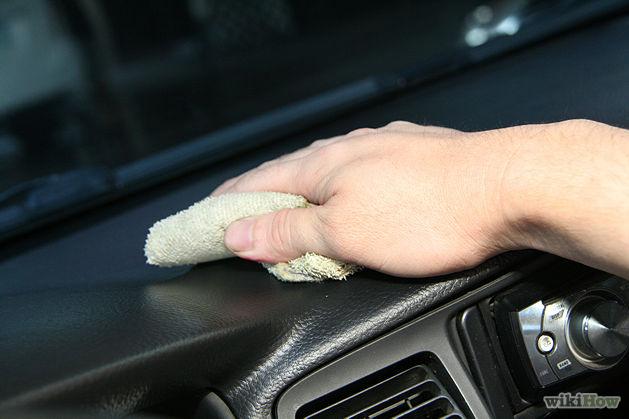 Mẹo hay tự tay khử mùi cho xe thật dễ 3