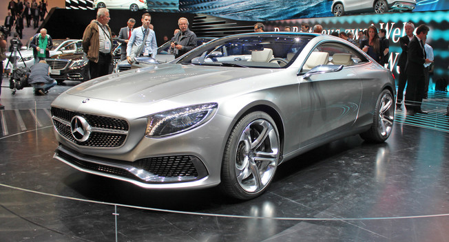 10 mẫu xe mới ra mắt nổi bật nhất tại Frankfurt 8