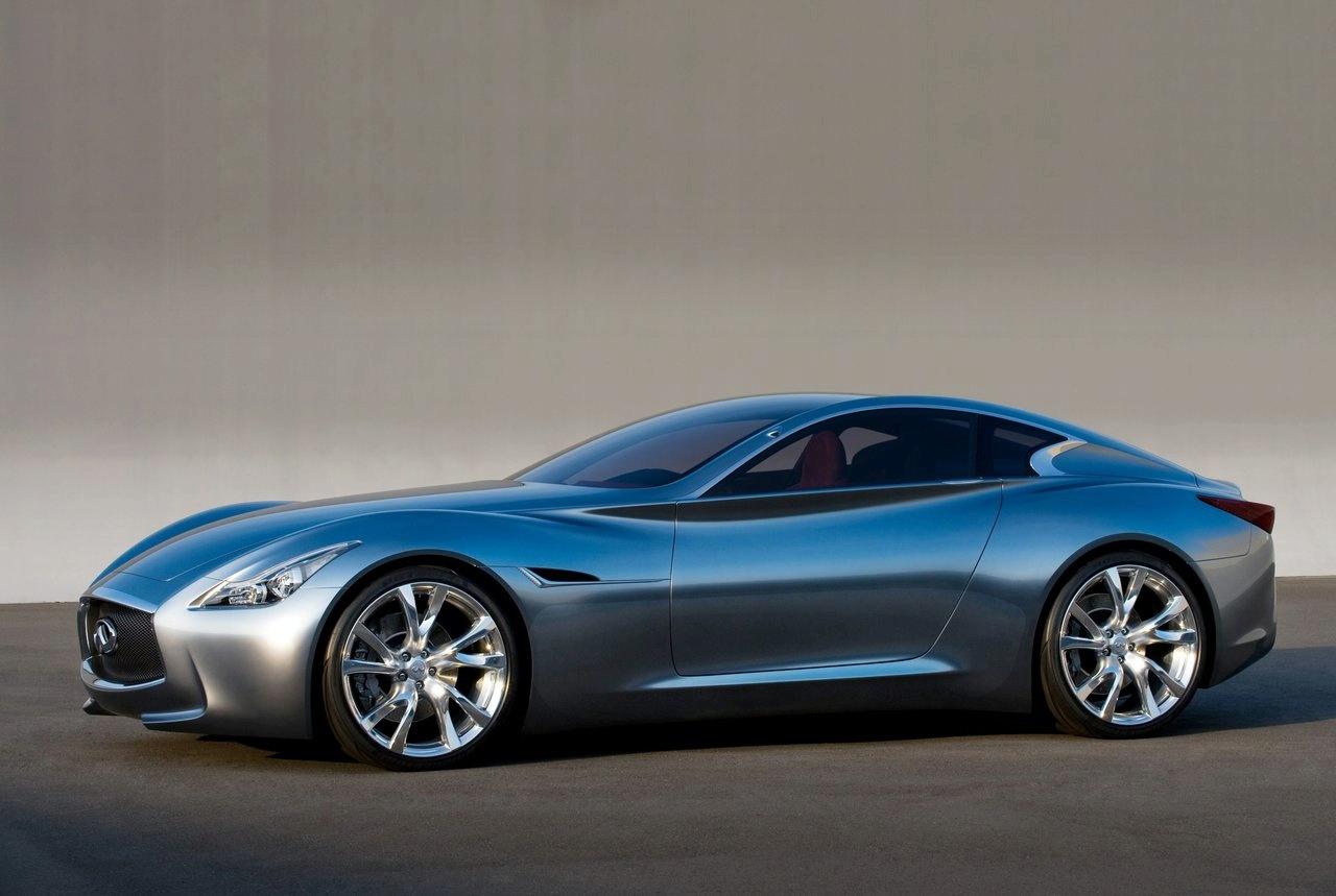 Infiniti sẽ ra mắt mẫu coupe bốn cửa trong vài năm tới 1