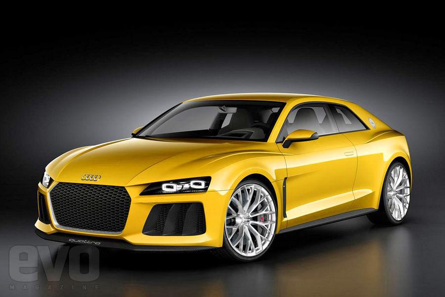 Điểm mặt những mẫu xe sẽ góp mặt tại triển lãm Tokyo Motor Show 1