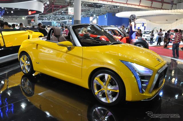 Điểm mặt những mẫu xe sẽ góp mặt tại triển lãm Tokyo Motor Show 5