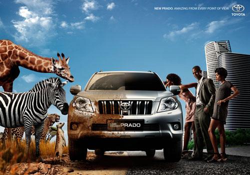 Những tấm poster quảng cáo xe hơi cực kỳ sáng tạo 18