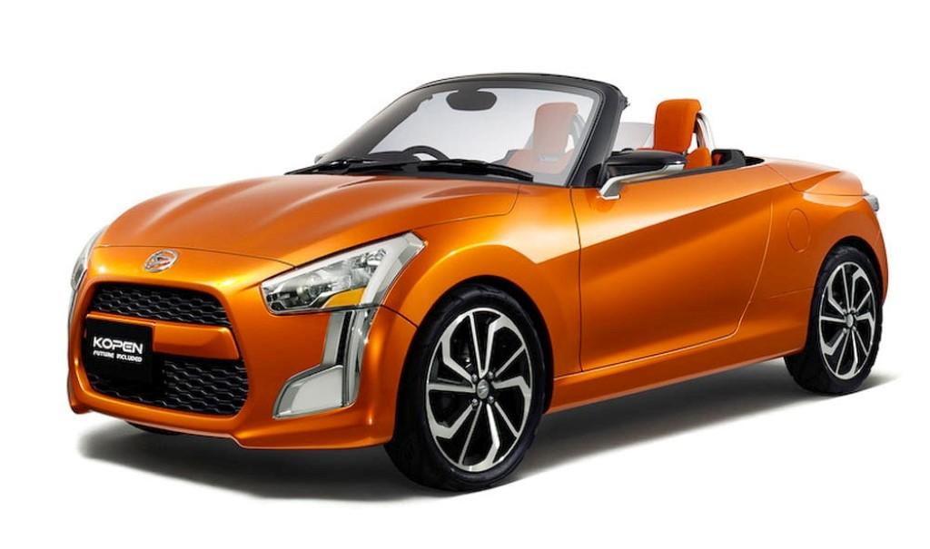 Điểm mặt những mẫu xe nổi bật sẽ  ra mắt tại triển lãm Tokyo 2013 3