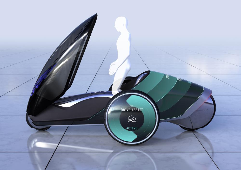 Điểm mặt những mẫu xe nổi bật sẽ  ra mắt tại triển lãm Tokyo 2013 2