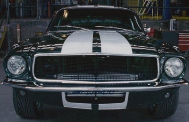 """Chùm ảnh: Những chiếc xe từng xuất hiện trong """"Fast and Furious"""" 29"""