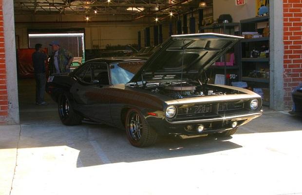 """Chùm ảnh: Những chiếc xe từng xuất hiện trong """"Fast and Furious"""" 62"""