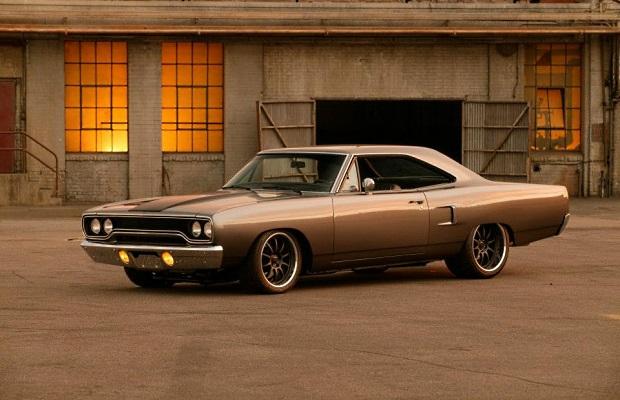 """Chùm ảnh: Những chiếc xe từng xuất hiện trong """"Fast and Furious"""" 49"""