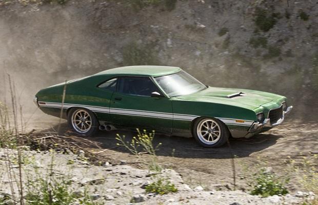 """Chùm ảnh: Những chiếc xe từng xuất hiện trong """"Fast and Furious"""" 44"""