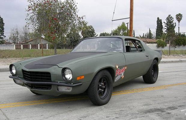 """Chùm ảnh: Những chiếc xe từng xuất hiện trong """"Fast and Furious"""" 41"""