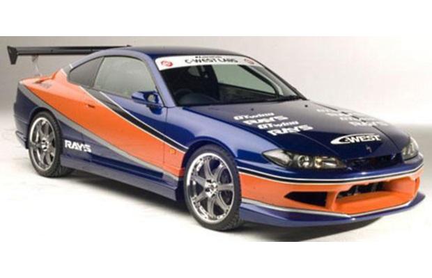 """Chùm ảnh: Những chiếc xe từng xuất hiện trong """"Fast and Furious"""" 35"""