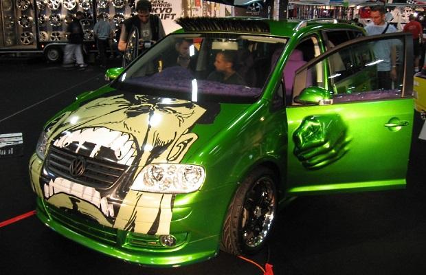 """Chùm ảnh: Những chiếc xe từng xuất hiện trong """"Fast and Furious"""" 37"""