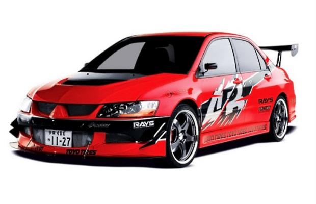 """Chùm ảnh: Những chiếc xe từng xuất hiện trong """"Fast and Furious"""" 31"""