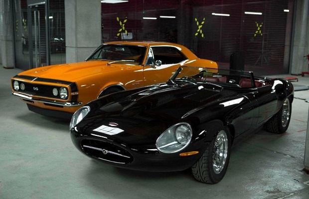 """Chùm ảnh: Những chiếc xe từng xuất hiện trong """"Fast and Furious"""" 76"""