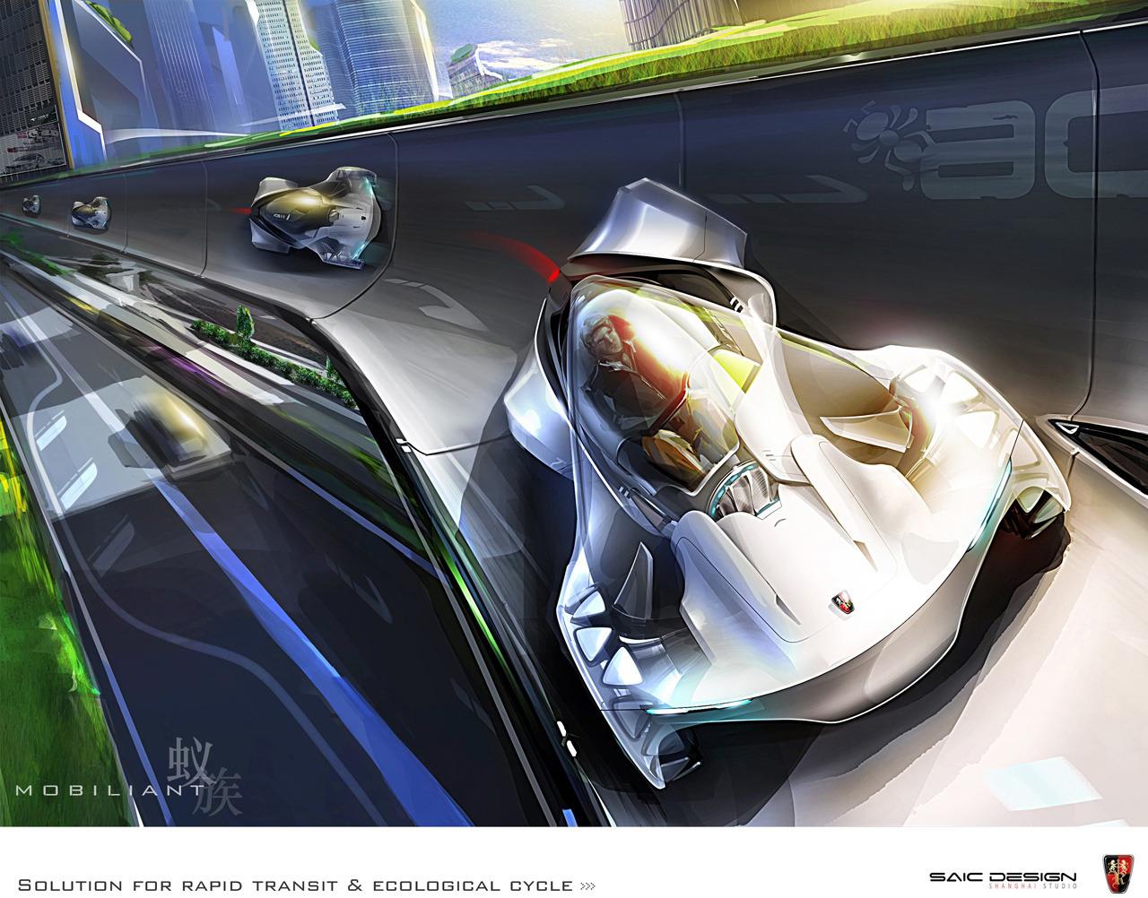 Hãng xe Trung Quốc SAIC giành giải thưởng thiết kế tại triển lãm Los Angeles 2