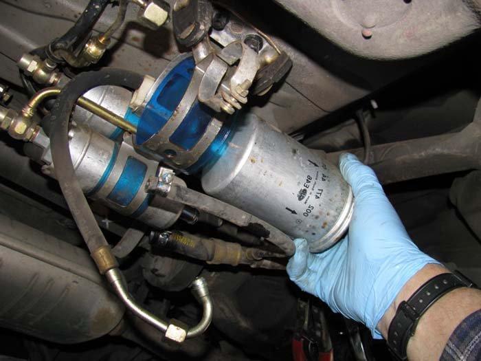 Lưu ý đối với xe máy dầu khi trời lạnh 3