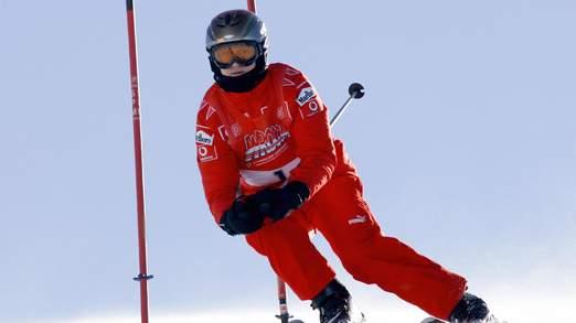 Chi tiết vụ tai nạn của Michael Schumacher 2