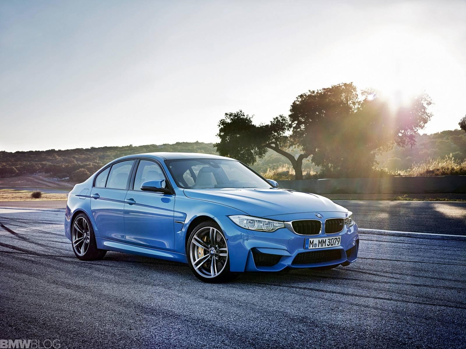 BMW M3 và M4 2014 tiết kiệm nhiên liệu hơn 25% 1