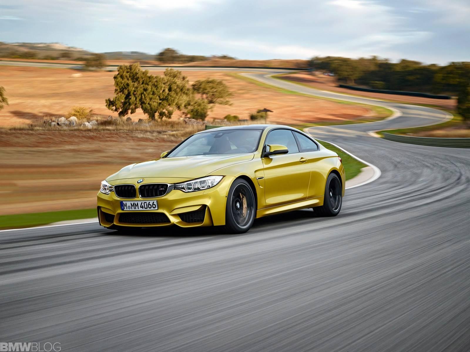 BMW M3 và M4 2014 tiết kiệm nhiên liệu hơn 25% 2