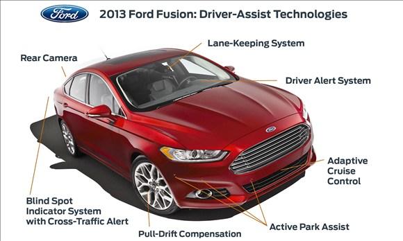 Những mẫu xe tự động có khả năng lái tốt hơn con người 5