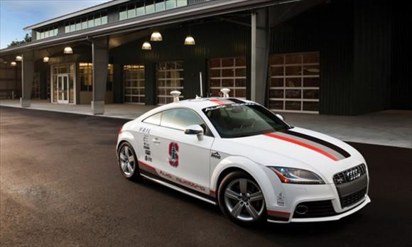 Những mẫu xe tự động có khả năng lái tốt hơn con người 1