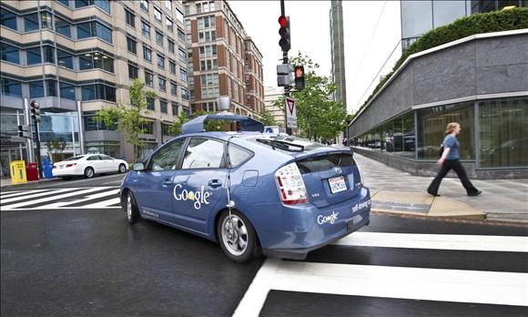 Những mẫu xe tự động có khả năng lái tốt hơn con người 2