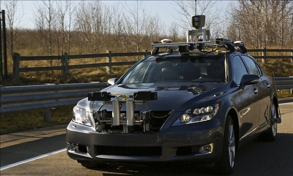 Những mẫu xe tự động có khả năng lái tốt hơn con người 7