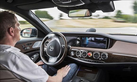 Những mẫu xe tự động có khả năng lái tốt hơn con người 8