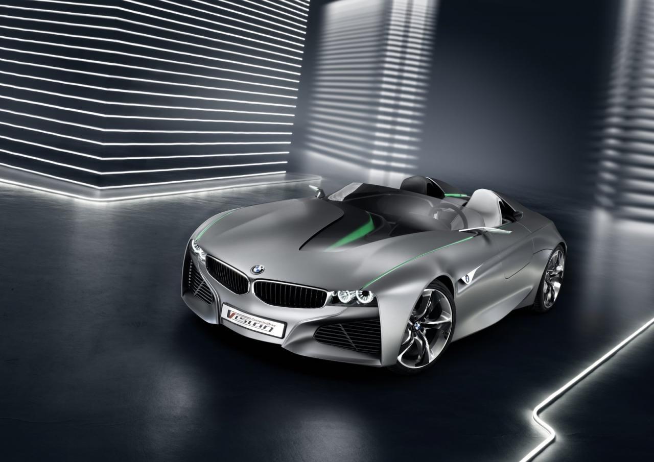 BMW hợp tác với Toyota sản xuất xe thể thao 1