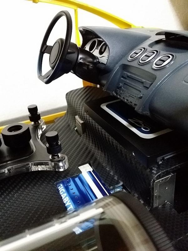 """Case máy tính """"đội lốt"""" siêu xe Lamborghini Gallardo cực chất 10"""