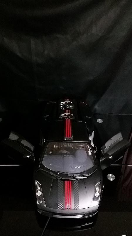 """Case máy tính """"đội lốt"""" siêu xe Lamborghini Gallardo cực chất 14"""
