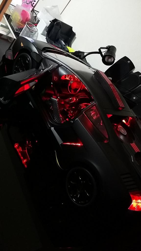 """Case máy tính """"đội lốt"""" siêu xe Lamborghini Gallardo cực chất 19"""