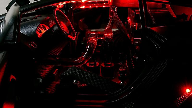 """Case máy tính """"đội lốt"""" siêu xe Lamborghini Gallardo cực chất 20"""