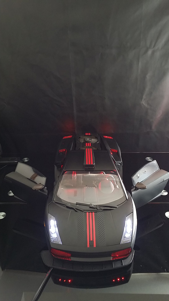 """Case máy tính """"đội lốt"""" siêu xe Lamborghini Gallardo cực chất 21"""