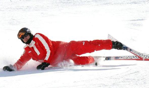 Michael Schumacher có nguy cơ sống thực vật 1