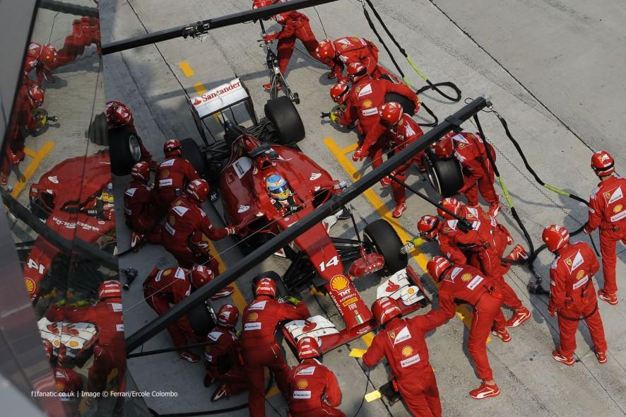 """Malaysian Grand Prix: Cuộc chiến của """"tứ đại gia"""" 2"""