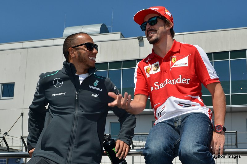 Những điều đáng chờ đợi ở mùa giải F1 2014 2