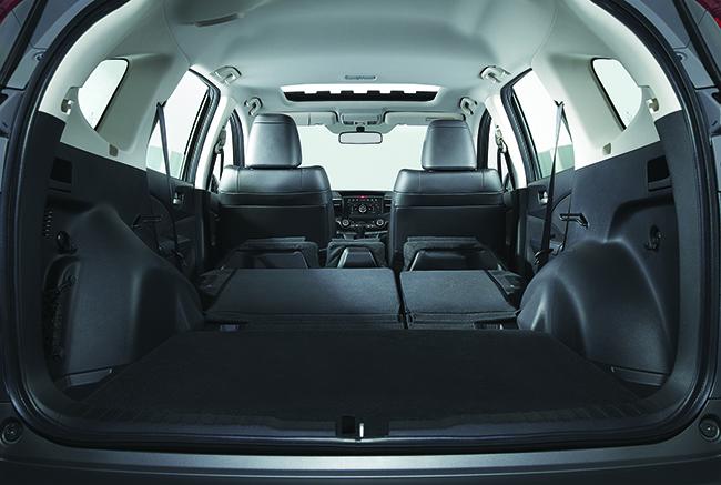 Honda ra mắt CR-V mới với nhiều tiện ích mới hiện đại 2