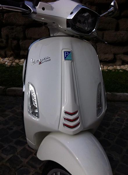 Piaggio ra mắt Vespa Sprint tại Roma 3