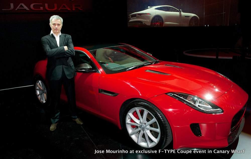 David Beckham trở thành đại sứ thương hiệu mới của Jaguar 1
