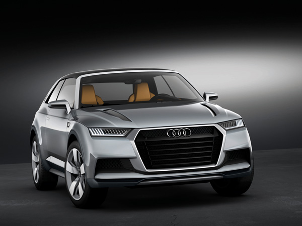 Những mẫu SUV hạng sang sắp ra mắt được mong đợi nhất 7
