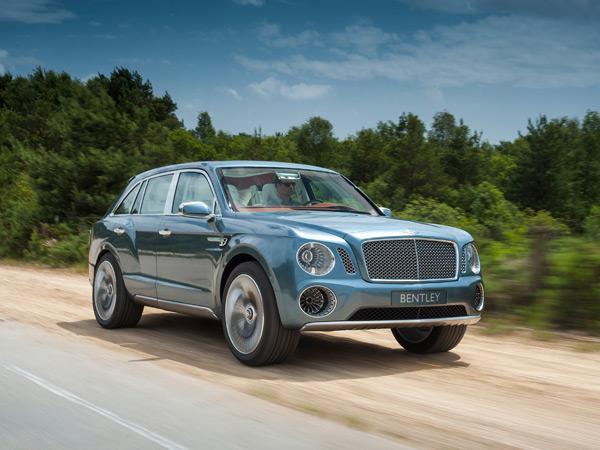 Những mẫu SUV hạng sang sắp ra mắt được mong đợi nhất 6