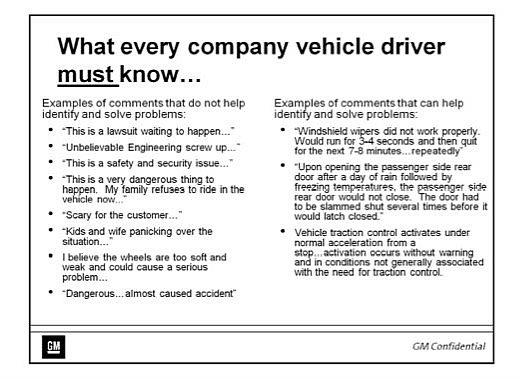69 từ cấm kỵ tại tập đoàn General Motors 4