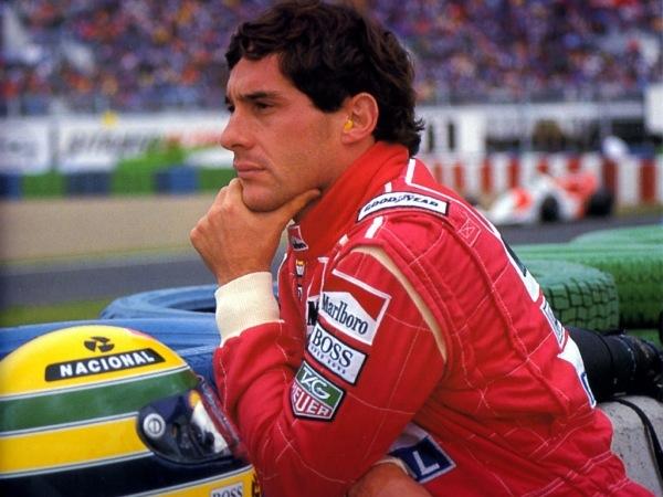 Ayrton Senna - Một tay đua tài năng, một nhân cách lớn 4