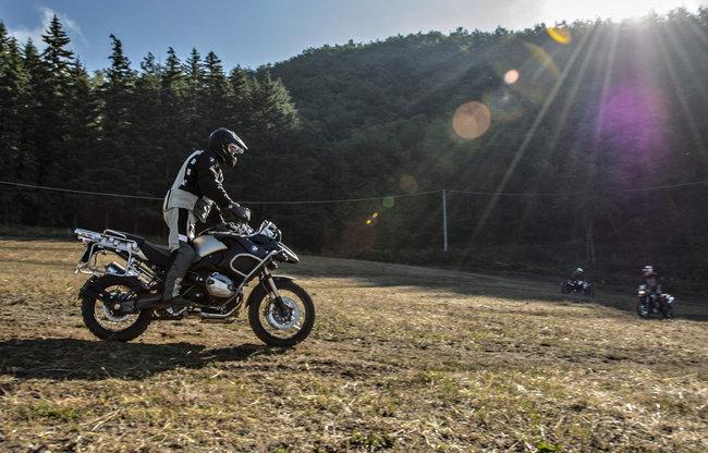 Thăm quan trường đào tạo lái xe BMW Motorrad 3