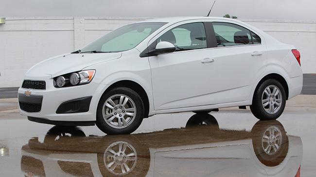 Chevrolet Sonic sẽ sớm ra mắt thị trường Việt  1